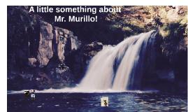 Mr. Murillo