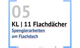 KL | 11 Flachdächer | P 05