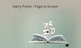 Harry Potter : Page to Screen
