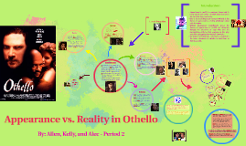 othello essay appearance vs reality