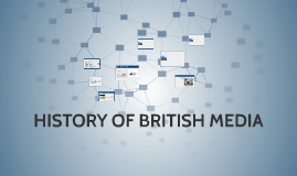 HISTORY OF BRITISH MEDIA