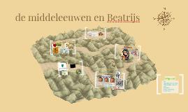 de middeleeuwen en Beatrijs