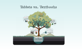 Tablets vs. Textbooks