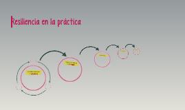 Resiliencia en la práctica