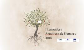 I Lanzadera de Azuqueca 2016