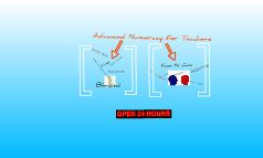 Advanced Numeracy for Teachers