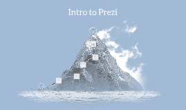 Prezi Instructions for Presentation