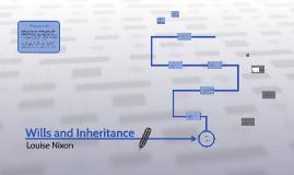 Wills and Inheritance