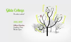 Gilde College - SBBL-voorlichting aan ouders