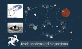 Teoría Moderna del Magnetismo