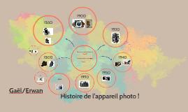 Histoire de la photo