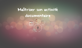 info-doc : les documents