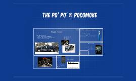 The Po' Po' pocomoke