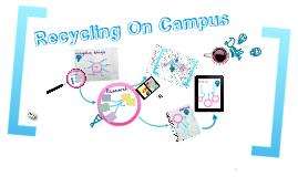 recyclingoncampus