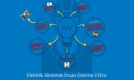 Elektrik Akımının İnsan Üzerine Etkisi