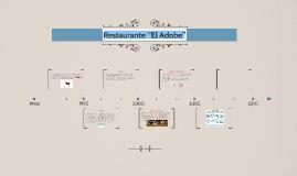 El Restaurante el Adobe abrió sus puertas al público el 28 d