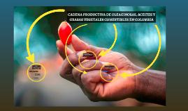 Entregable-CADENA PRODUCTIVA DE OLEAGINOSAS, ACEITES Y GRASAS VEGETALES EN COLOMBIA