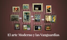 El arte Moderno y las Vanguardias