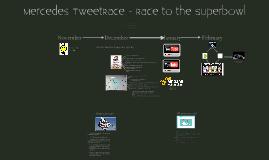 Mercedes Tweetrace