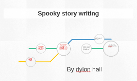 Spooky story writing