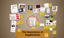 Supplementation And You