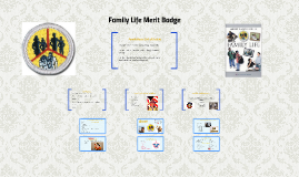 Family Life Merit Badge