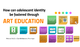 How can adolescent identity be fostered through