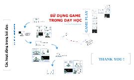 Copy of Sử dụng game trong dạy hoc