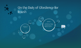 Copy of On the Duty of Civil Disobedience