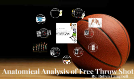 analysis of the free throw shot Analysis of free throw - sport essay example in the game of basketball, the free throw shot is considered one of the most crucial parts especially when points coming from the free throw.