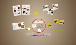 Copy of Baroque Art