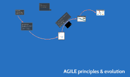 Agile principles & evolution