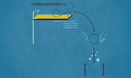 EMPRENDIMIENTO II
