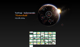 Copy of Solarenergie - Photovoltaik