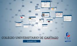 Copy of Colegio Universitario de Cartago (CUC)