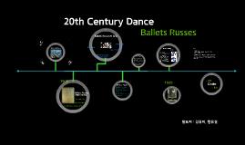 20th Century Dance