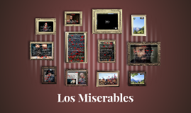 Copy of Los Miserables