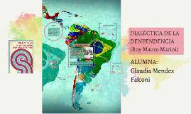 Dialéctica de la dependencia (RUY MAURO MARINI)
