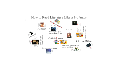 Copy of How To Read Literature Like a Professor