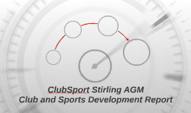 ClubSport Stirling AGM