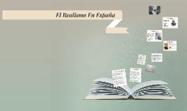 Copy of El Realismo En España