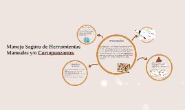 Copy of Manejo Seguro de Herramientas Manuales