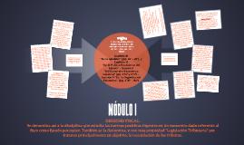 DEF - MÓDULO y LECCIÓN I - DERECHO FISCAL
