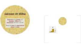 Gérmen de Milho