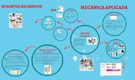 RESORTES MECÁNICOS