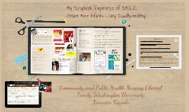 My Scrapbook Experience of S.M.I.L.E.