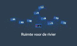 Ruimte voor de rivier