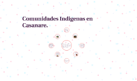 Comunidades Indigenas en Casanare