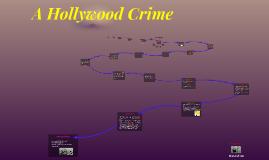 A Hollywood Crime