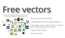 Copy of Free Vectors